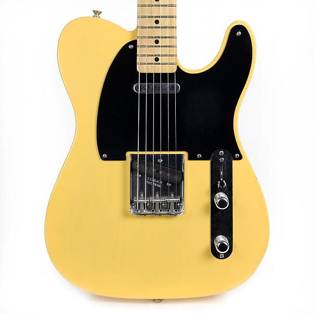 brand new fender road worn 50s telecaster electric guitar in reverb. Black Bedroom Furniture Sets. Home Design Ideas