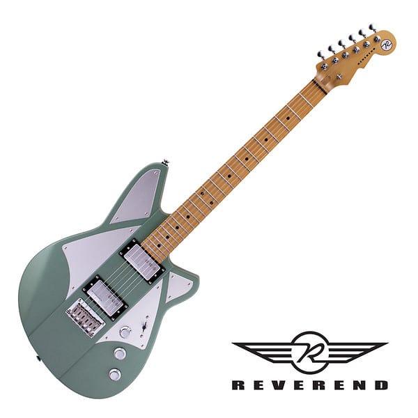 Signature Auto Sales >> Reverend Billy Corgan Signature Electric Guitar - Satin | Reverb