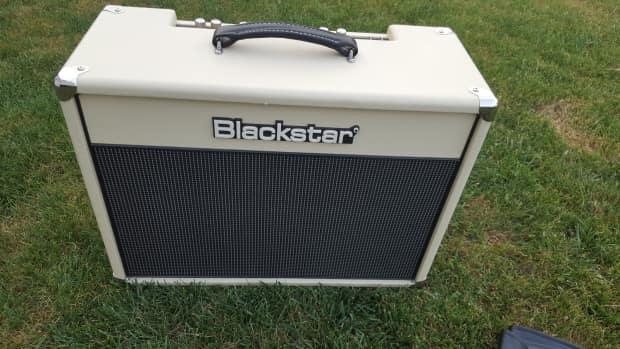 blackstar ht 5th 2x10 5 watt anniversary tube combo with reverb. Black Bedroom Furniture Sets. Home Design Ideas