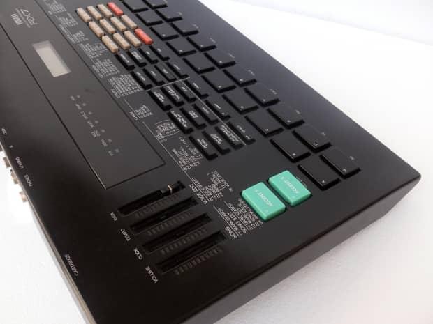 Nippon Auto Sales >> Yamaha RX7, Digital Rhythm Programmer, Vintage Drum Machine   Reverb