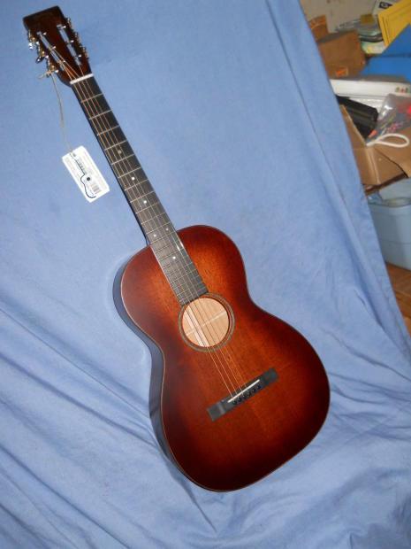 2016 cf martin custom o size 12 fret mahogany acoustic guitar reverb. Black Bedroom Furniture Sets. Home Design Ideas