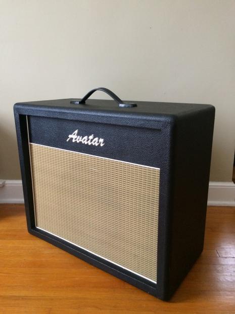 avatar g112 vintage model guitar amp cabinet 1x12 8ohm reverb. Black Bedroom Furniture Sets. Home Design Ideas