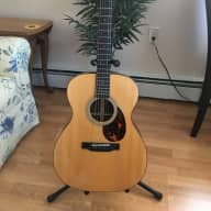 <p>Martin OM-21 2014</p>  for sale