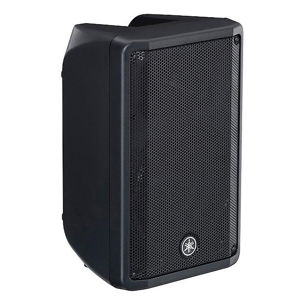 yamaha dbr10 500 watt 10 inch powered speaker reverb