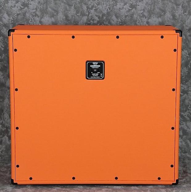 orange ppc412 4x12 240 watt guitar speaker cabinet orange reverb. Black Bedroom Furniture Sets. Home Design Ideas
