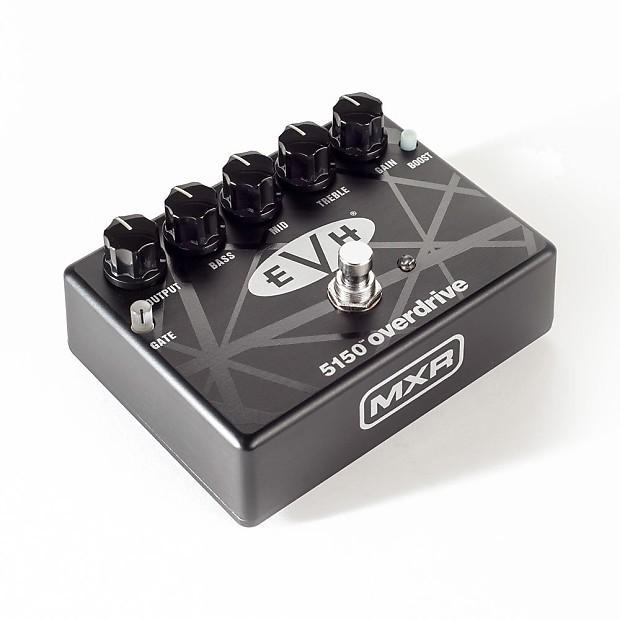 mxr evh 5150 eddie van halen overdrive guitar effects pedal reverb. Black Bedroom Furniture Sets. Home Design Ideas
