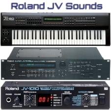 Roland JV-880, JV-1010, JV-1080, JV-2080 Sounds image