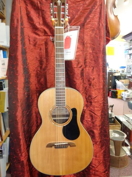 new alvarez artist series ap70 parlor guitar natural with fishman ft2 tuner reverb. Black Bedroom Furniture Sets. Home Design Ideas