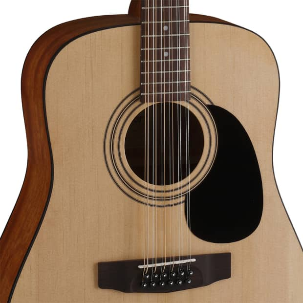 cort ad810 12 string acoustic electric guitar open pore new reverb. Black Bedroom Furniture Sets. Home Design Ideas