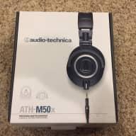Audio-Technica ATH M50x