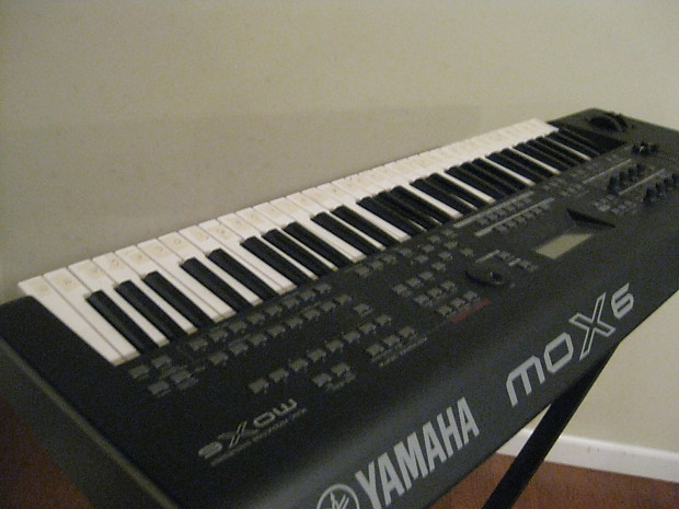 korg x50 yamaha mox6 synthesizer keyboards two tier reverb. Black Bedroom Furniture Sets. Home Design Ideas