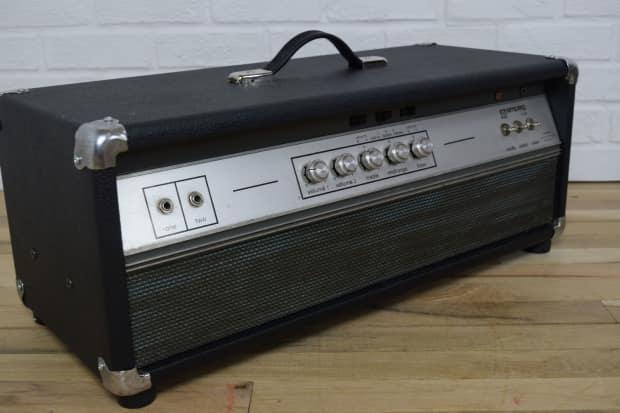 ampeg v 4b classic vintage tube bass amp head mint used reverb. Black Bedroom Furniture Sets. Home Design Ideas