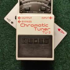 Boss TU-3 Chromatic Tuner image