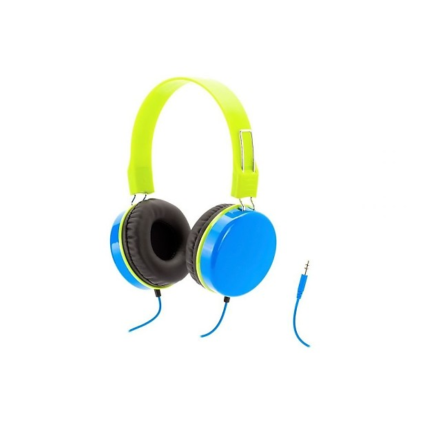 Griffin Blue Crayola MyPhones Kids Volume-limiting ...