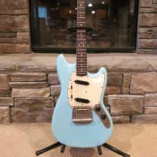 Fender Mustang 1966 Daphne Blue image