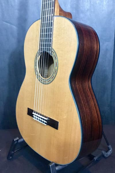 Fender Cn 140s Solid Top Classical Acoustic Guitar Reverb