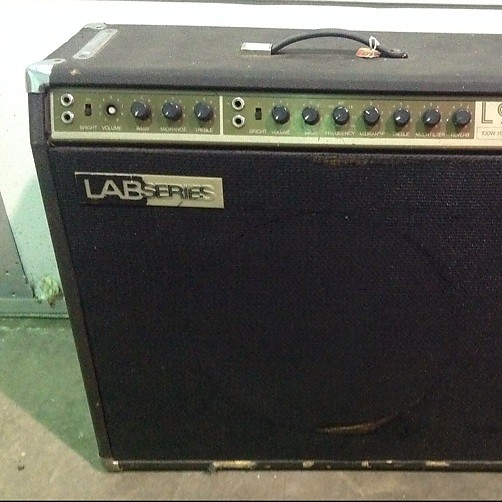 lab series l9 guitar amp reverb. Black Bedroom Furniture Sets. Home Design Ideas
