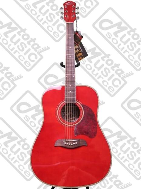 og2 oscar schmidt acoustic guitar washburn red reverb. Black Bedroom Furniture Sets. Home Design Ideas