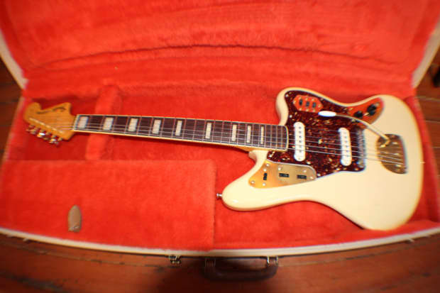 1994 Fender Jaguar Limited Edition 66 Reissue Blonde