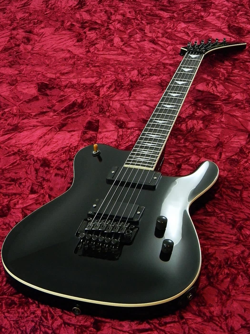 Auto Body Shops >> Barrington BRG 874 Archtop Black Tele Body Guitar Gotoh Floyd | Reverb