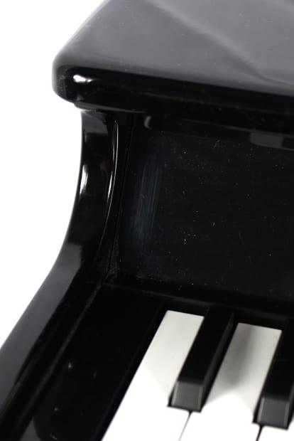 demo model korg tiny piano 25 key c4 c6 electric piano reverb. Black Bedroom Furniture Sets. Home Design Ideas