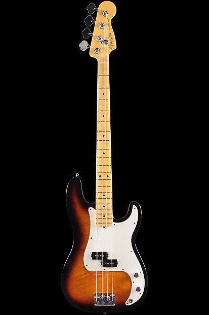 fender select precision bass 2 color sunburst 365 reverb. Black Bedroom Furniture Sets. Home Design Ideas