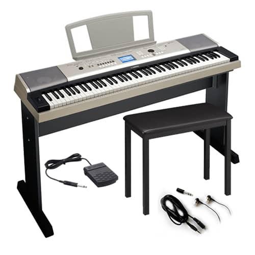 Yamaha ypg 535 portable grand keyboard key essentials for Yamaha 535 piano