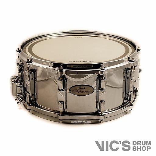 pearl reference cast steel snare drum reverb. Black Bedroom Furniture Sets. Home Design Ideas