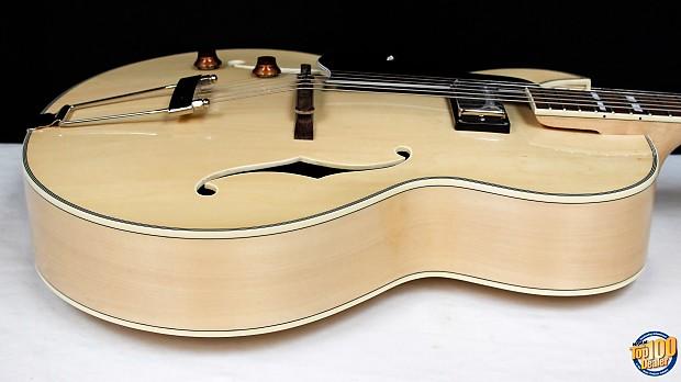 eastman ar371ce bd left handed archtop electric guitar w hsc reverb. Black Bedroom Furniture Sets. Home Design Ideas