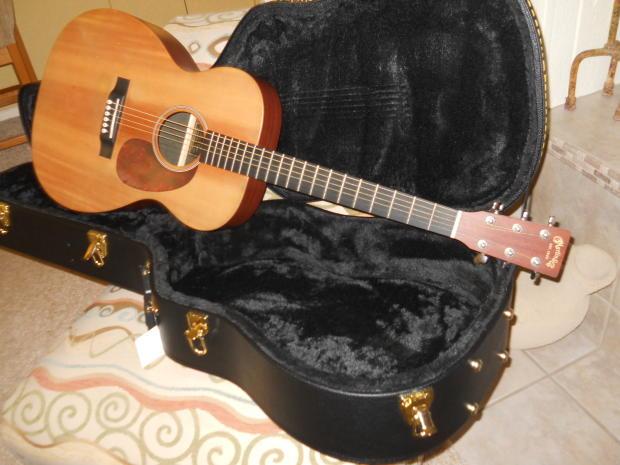 martin 000x1 acoustic guitar w new hard shell case reverb. Black Bedroom Furniture Sets. Home Design Ideas