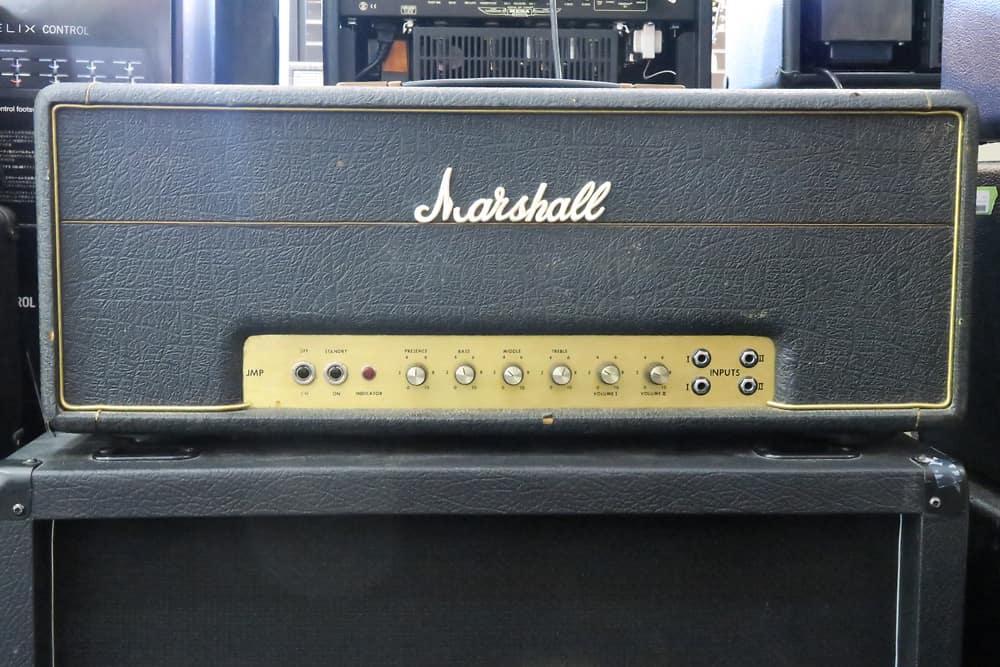 marshall 1975 jmp amplifier head pre owned reverb. Black Bedroom Furniture Sets. Home Design Ideas
