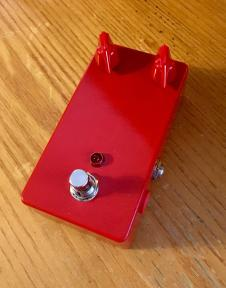 LsG Red Rooster handmade distortion booster image