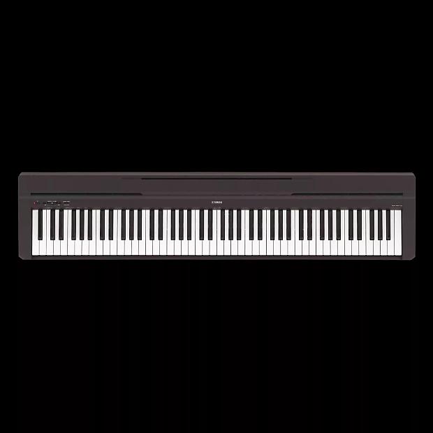 yamaha p 45 digital piano reverb. Black Bedroom Furniture Sets. Home Design Ideas