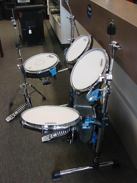traps a400 portable acoustic 5 piece drum kit reverb. Black Bedroom Furniture Sets. Home Design Ideas