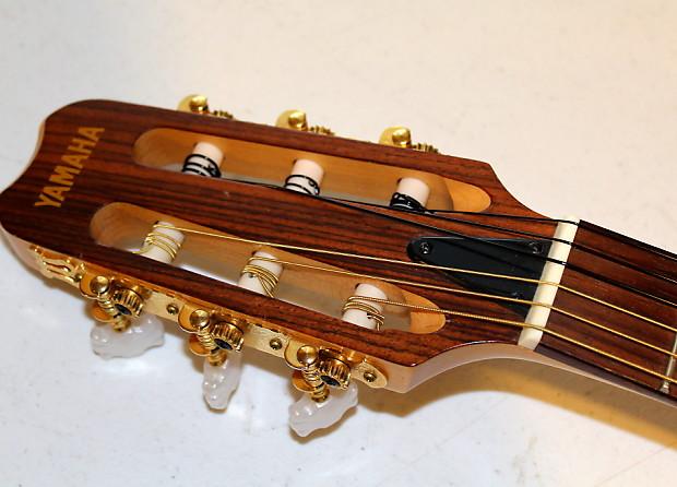 yamaha aex 500n acoustic electric guitar nylon strings built reverb. Black Bedroom Furniture Sets. Home Design Ideas