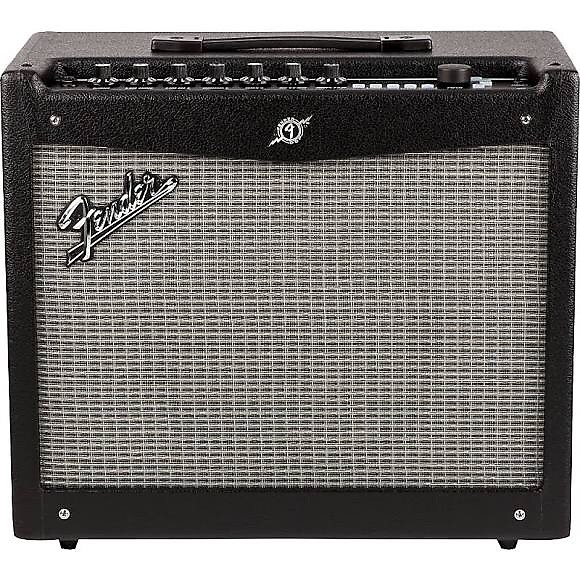 fender mustang iii v2 with 4 channel footswitch reverb. Black Bedroom Furniture Sets. Home Design Ideas