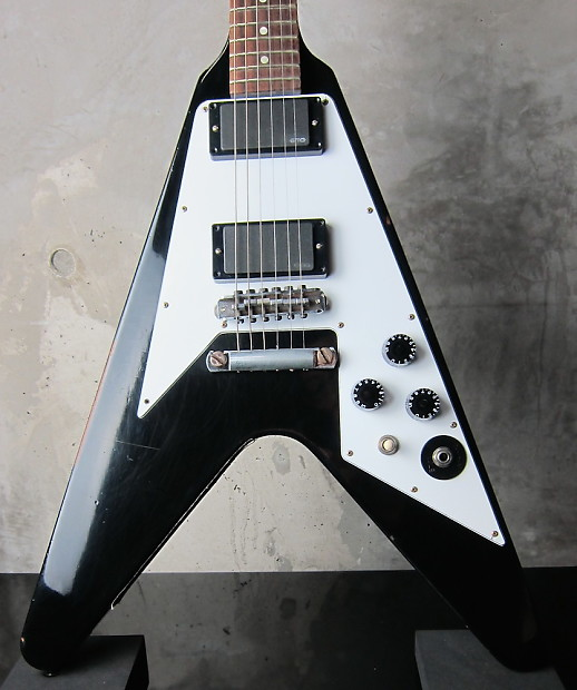 Gibson Custom Shop Kirk Hammett Flying V 100 / Limited ...