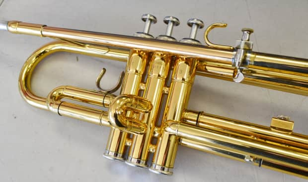 Yamaha advantage ytr 200ad student trumpet with case reverb for Yamaha student trumpets