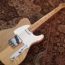 Fender Telecaster 1978 Natural Ash image