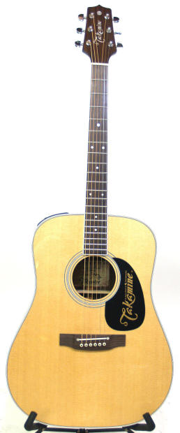 takamine ef360gf glenn frey signature acoustic electric guitar natural finish reverb. Black Bedroom Furniture Sets. Home Design Ideas