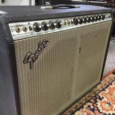 Fender Twin Reverb Tube Combo Amp 1973 image