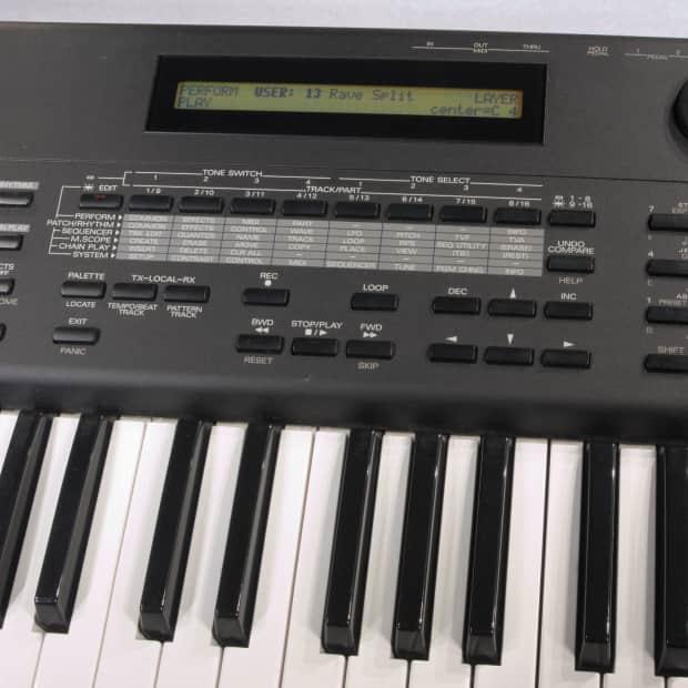 Difference Between Keyboard Workstation And Synthesizer : roland xp 50 synthesizer keyboard good working condition reverb ~ Hamham.info Haus und Dekorationen