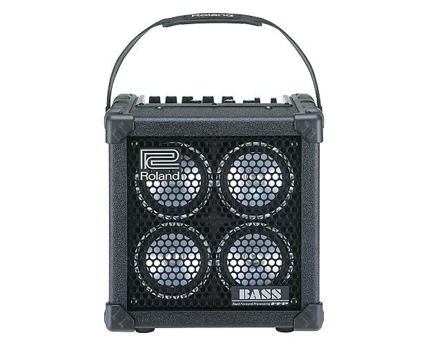 roland micro cube bass rx bass amplifier reverb. Black Bedroom Furniture Sets. Home Design Ideas