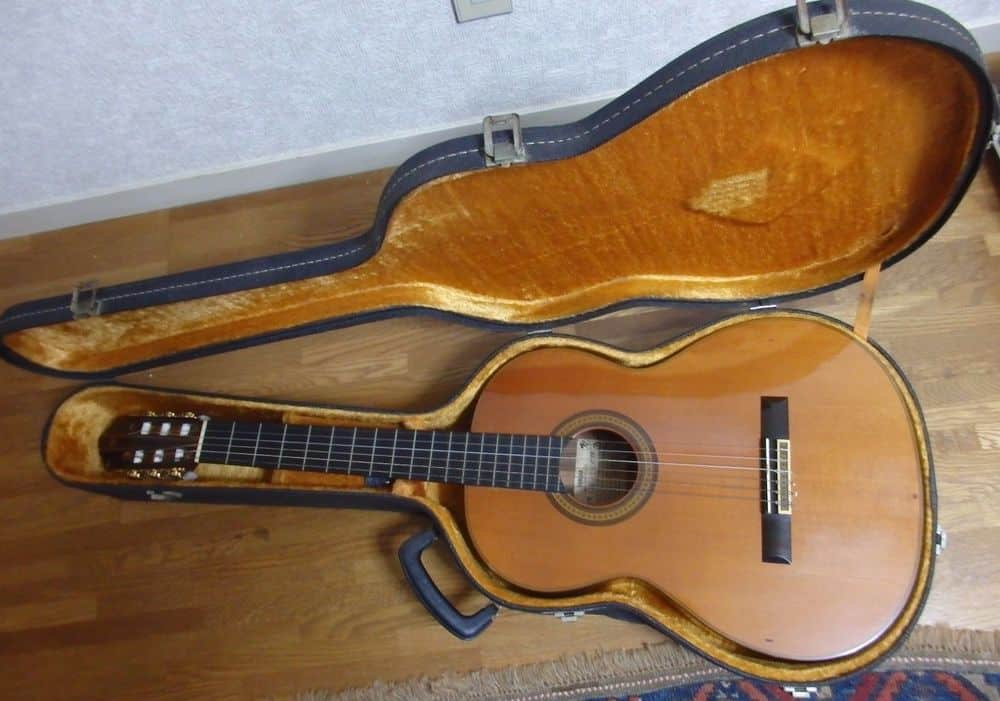 1978 vintage yamaha grand concert classical acoustic