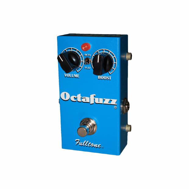 fulltone of 2 octafuzz octave up fuzz pedal reverb. Black Bedroom Furniture Sets. Home Design Ideas