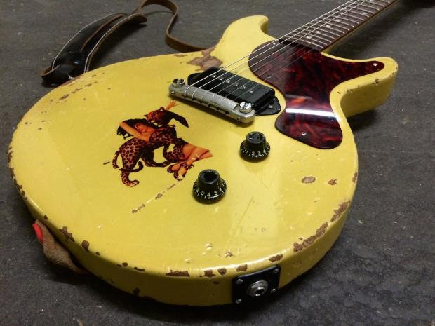 Gibson Les Paul Junior Tv Model Johnny Thunders Tribute