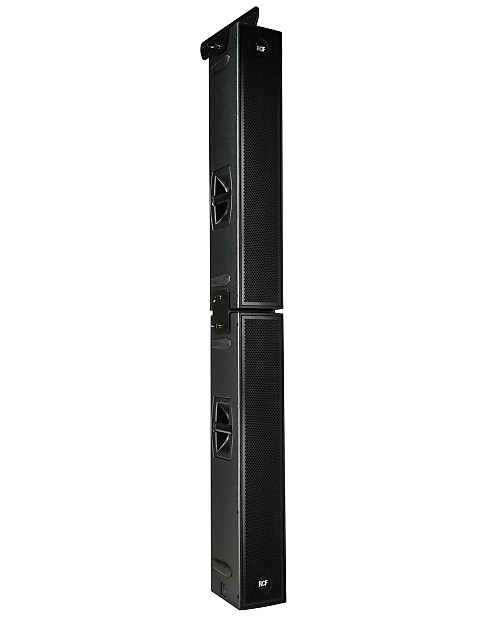 RCF NX-L24a 1400 Watt Peak Active Column Array Speaker ...