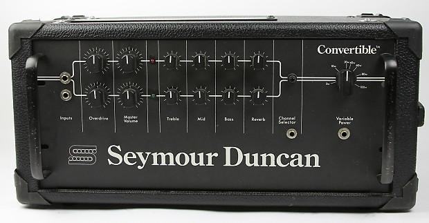 Seymour Duncan Convertible | The Canadian Guitar Forum