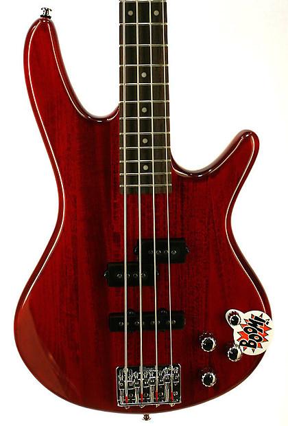 ibanez gsr200 4 string electric bass guitar trans red reverb. Black Bedroom Furniture Sets. Home Design Ideas
