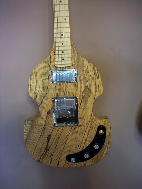turner custom guitars wales violin m 1 reverb
